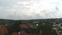 Röttenbach - Panorama miasta