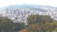 Seoul - Namsan Seoul Tower