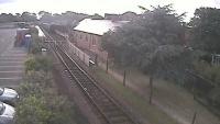 Sheringham, Weybourne, Holt - stations