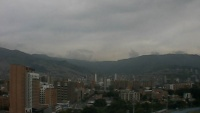 Medellín - Panoramic view