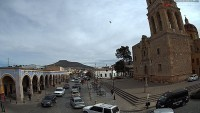 Sombrerete - Kościół Santo Domingo de Guzmán