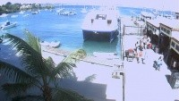 Saint John - Cruz Bay Ferry Dock