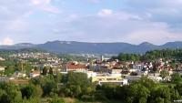 Balingen - Panorama miasta