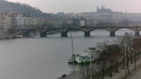 Prague - Palacký Bridge