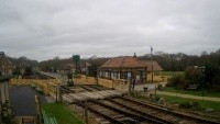 Wight - Havenstreet - Train Station