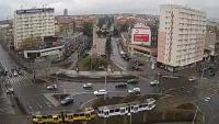 Plac Żołnierza Polskiego - Kaskada
