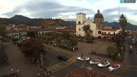 Tacámbaro de Codallos - Plaza De Tacambaro
