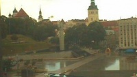 Tallinn - Plac Wolności