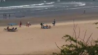 Tamarindo - Plaża