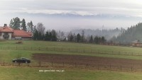 Panorama Tatr, wyciąg Zadział