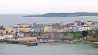 Tenby - Panoramic view