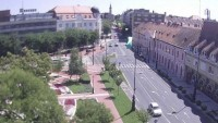 Nagykanizsa - Erzsébet tér