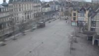 Troyes - Place de l'hôtel de ville