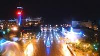 Tuapse - Central Square, Traffic