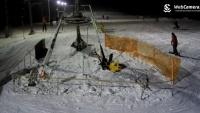 Unisław - Stacja narciarska Unisław Stok
