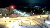 Ust-Ilimsk - Kamery drogowe, lodowisko