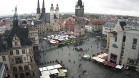 Halle - Marktplatz