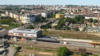 Berlin - Gare de Berlin Warschauer Straße