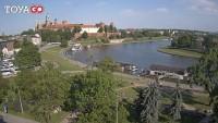 Zakole Wisły, Wawel