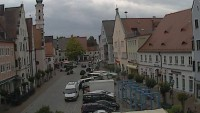 Aichach - Stadtplatz