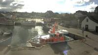 Hiddensee - Port, plage