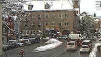 Weilheim in Oberbayern - Rathausplatz
