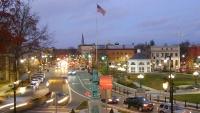 Westfield - Park Square, Atheneum, Barnes Airport