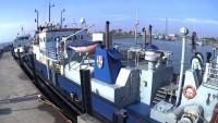 Wilhelmshaven - Flut- & Pontonhafen