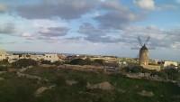 Gozo - Qala - Windmill