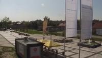 Zabierzów - Marktplatz