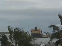 port canaveral florida usa webcams. Black Bedroom Furniture Sets. Home Design Ideas