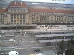 Leipzig hauptbahnhof germany webcams - Swimming pool leipzig ...