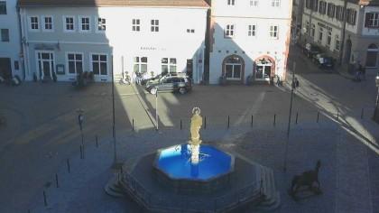 Volkach - Marktplatz, Deutschland - Webcams