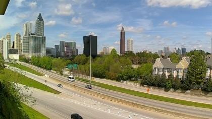 Atlanta - Freedom Pkwy, Downtown, Georgia (USA) - Webcams