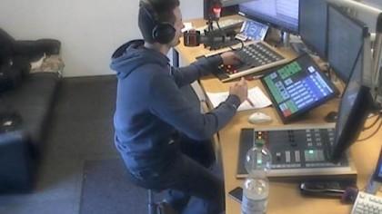 Delta Radio Webcam