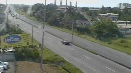 San Juan - Traffic, Trinidad and Tobago - Webcams