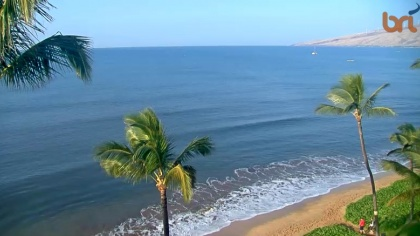 Maui Sugar Beach Resort Hawaii Usa Webcams