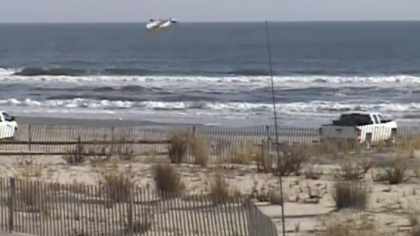 11th St Ocean City NJ Live Beach Cam and Boardwalk Cam