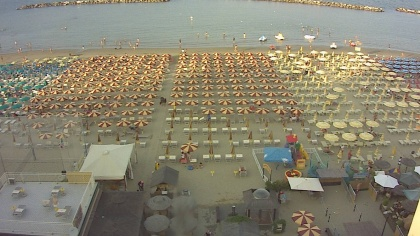 Gatteo Mare - Hotel Flamingo, Italia - Webcams