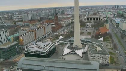 Berlin Alexanderplatz Germany Webcams