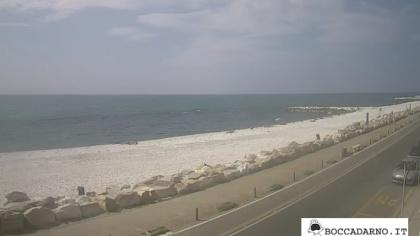 Marina di pisa spiagge di ghiaia italien webcams - Webcam bagno gioiello ...