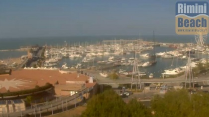 Rimini darsena w ochy kamery internetowe webcams - Web cam rimini bagno 39 ...
