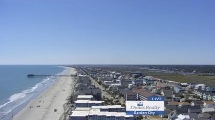 Garden City Beach Pier South Carolina Usa Webcams