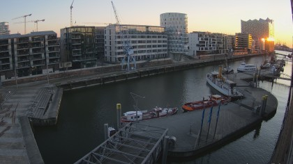 Webcam Hafencity
