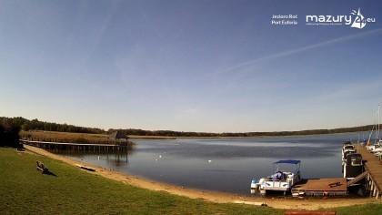Lake Roś, Pisz - Webcams