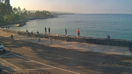 Kailua Kona Kailua Bay Hawaii Usa Webcams
