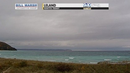 Leland Beach Michigan Usa Webcams