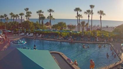 Sarasota longboat key club piscine floride usa for Club piscine canada