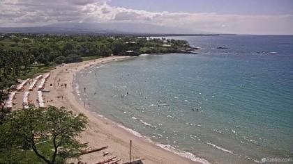Waimea Mauna Kea Beach Hawaii Usa Webcams