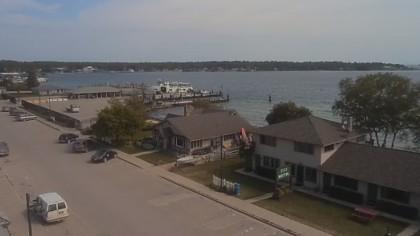 Boyne City Mi >> Beaver Island - Main St., Michigan (USA) - Webcams